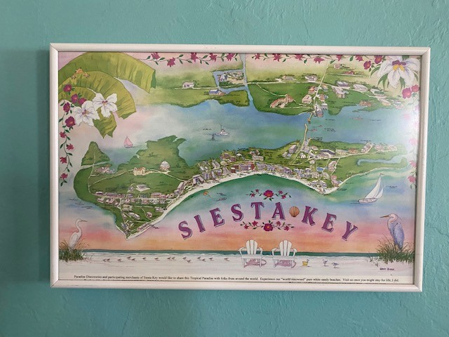 Enjoy your stay on Siesta Key!