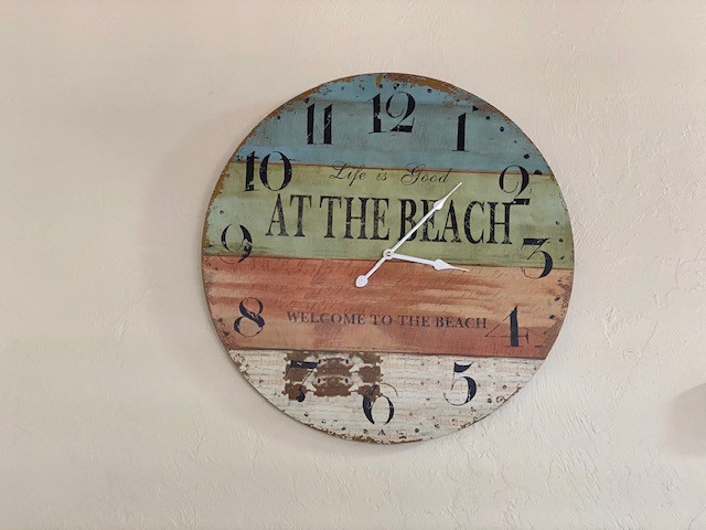 Enjoy your time at the Beach!